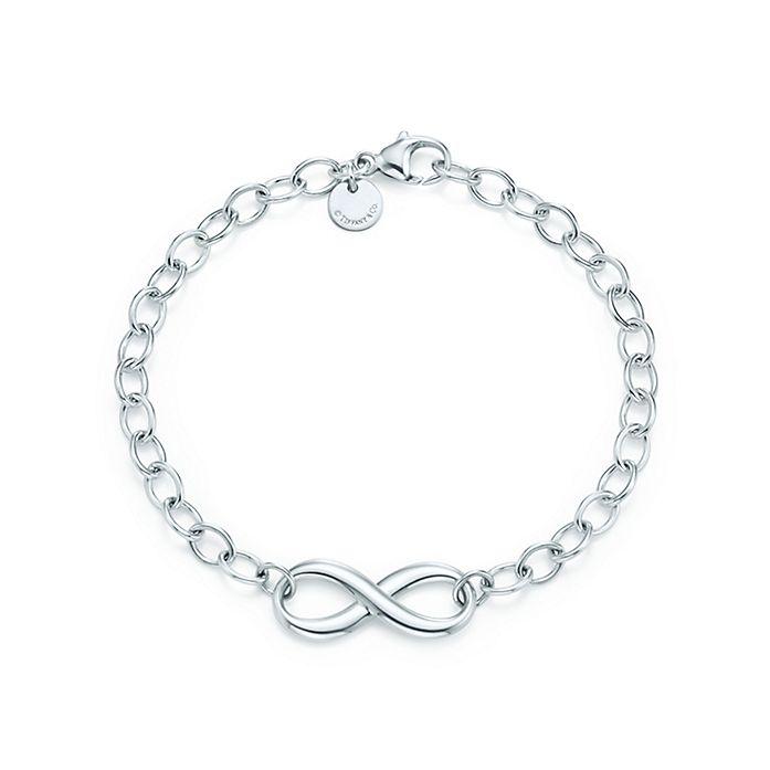 26c884a9db43c Infinity Bracelet in Sterling Silver   Tiffany & Co.