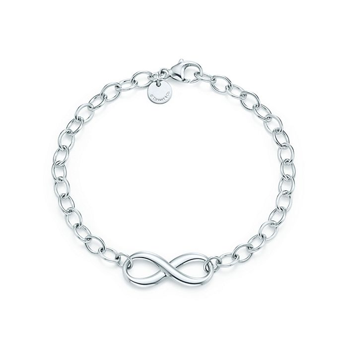 951777c38 Infinity Bracelet in Sterling Silver | Tiffany & Co.