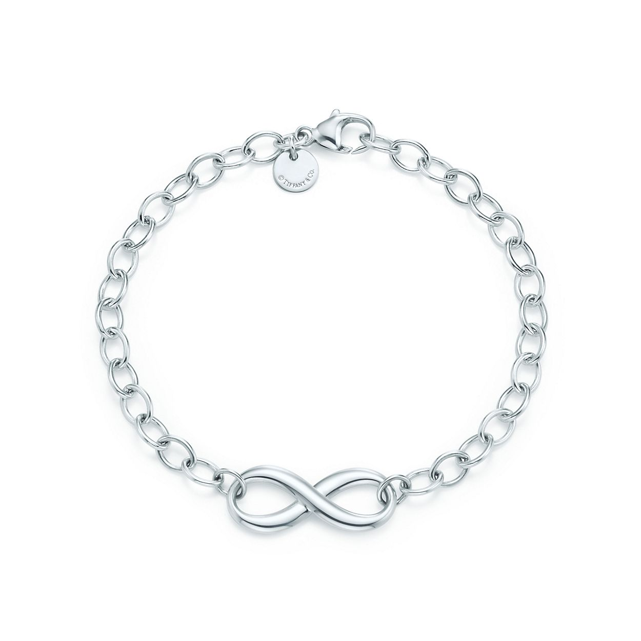 london hires gb bracelet en links sweetie of charm silver
