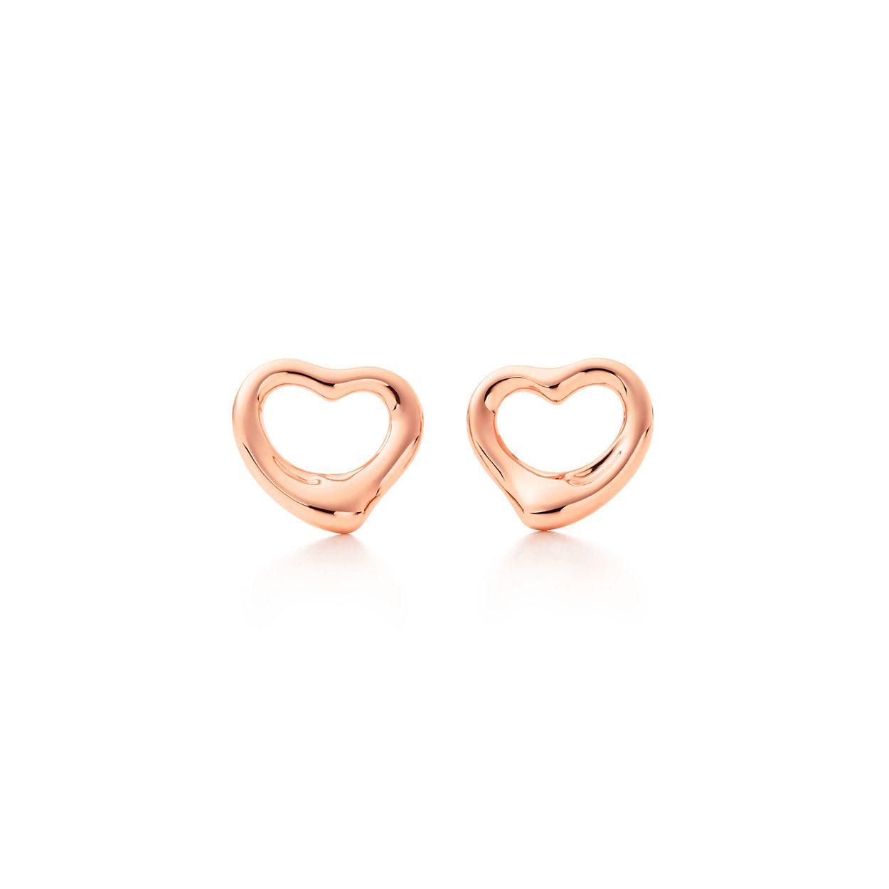 Elsa Peretti Open Heart Earrings