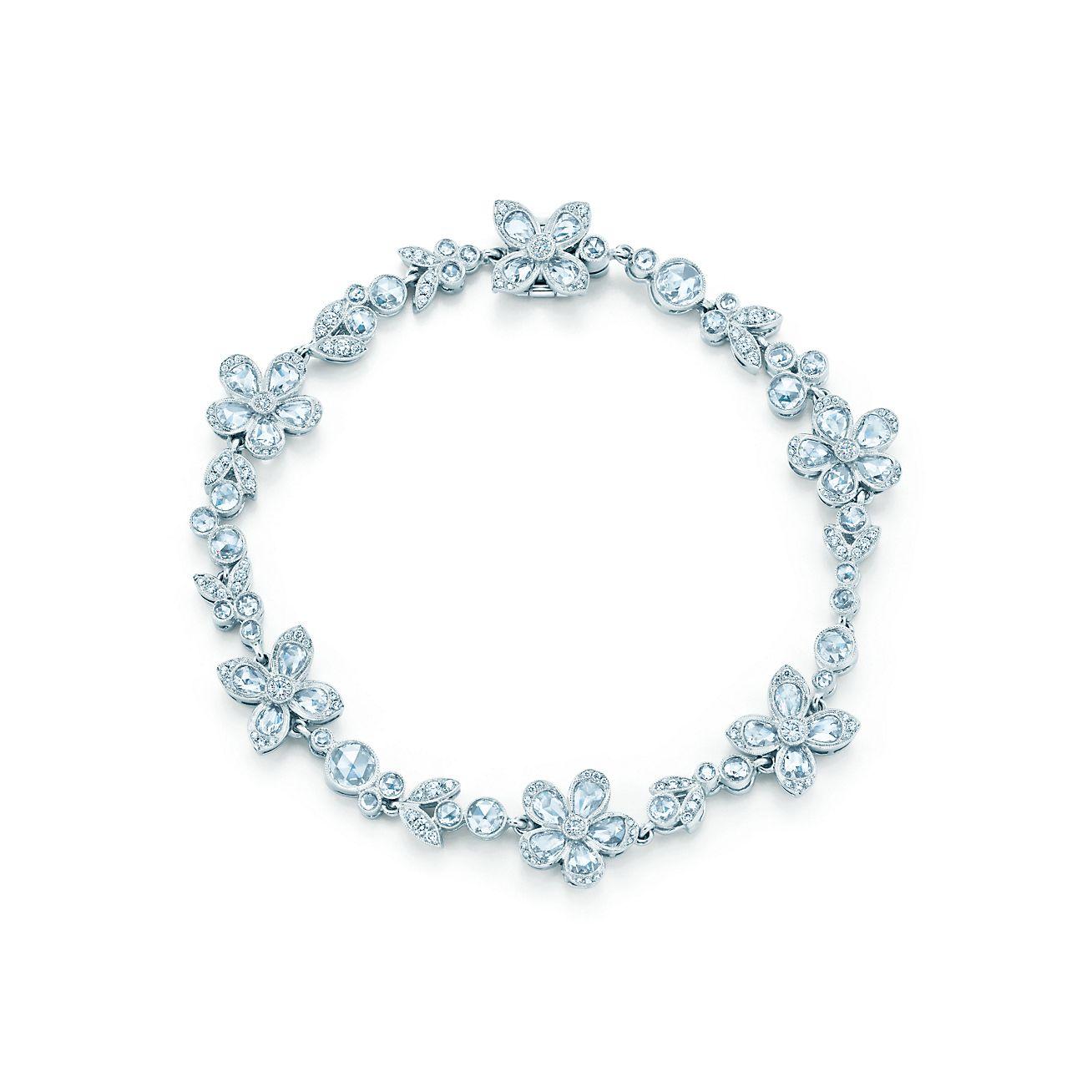 Tiffany Enchant Flower Bracelet