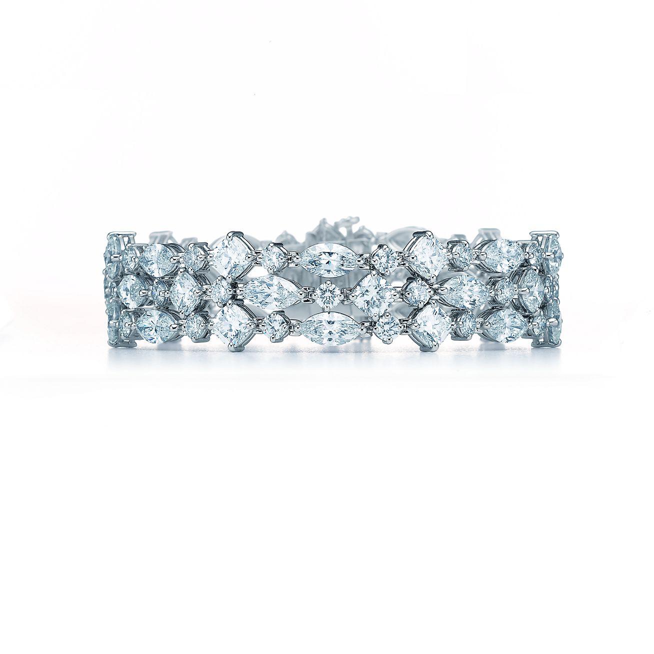 Diamond Fringe Bracelet