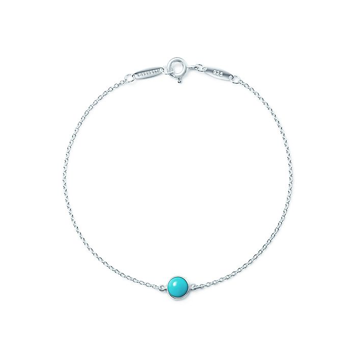 2a22cb35f Elsa Peretti® Color by the Yard bracelet in sterling silver with ...
