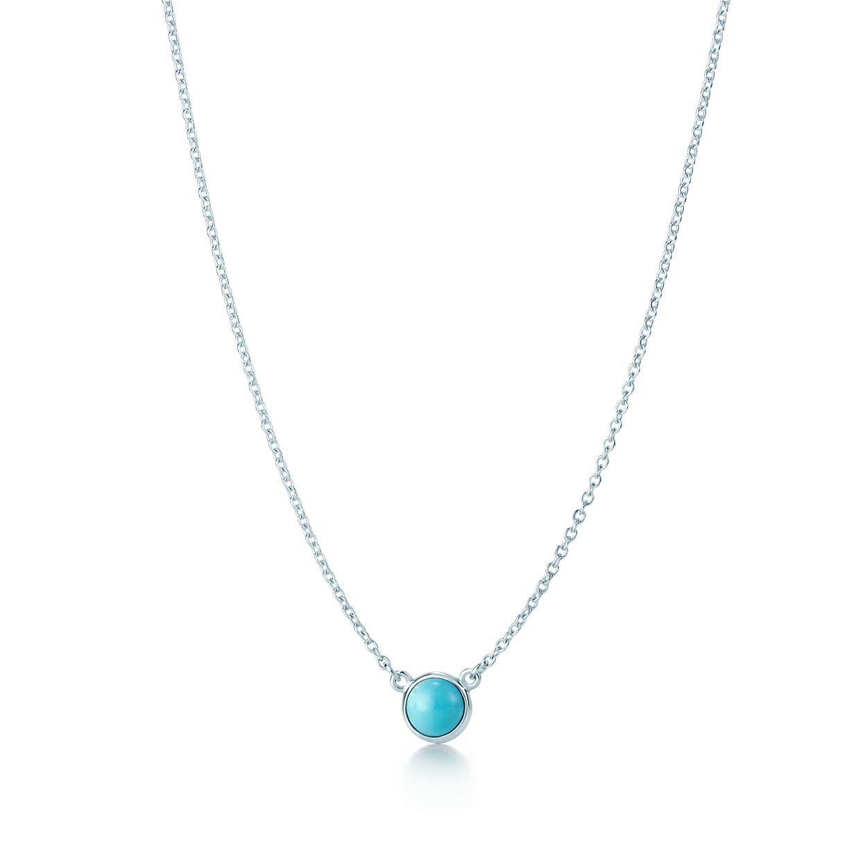 amazon ac necklace dp pendant genuine turquoise jewelry silver sterling com