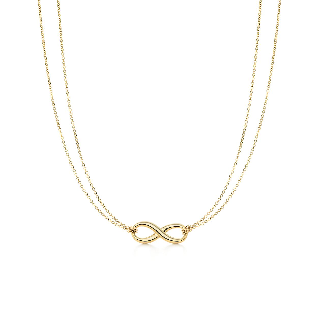 Tiffany infinity pendant in 18k gold tiffany co tiffany infinitypendant tiffany infinitypendant aloadofball Image collections