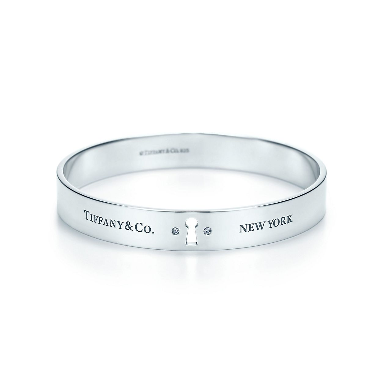 bracelet name bangle silver sterling bracelets plain bangles engravable flat