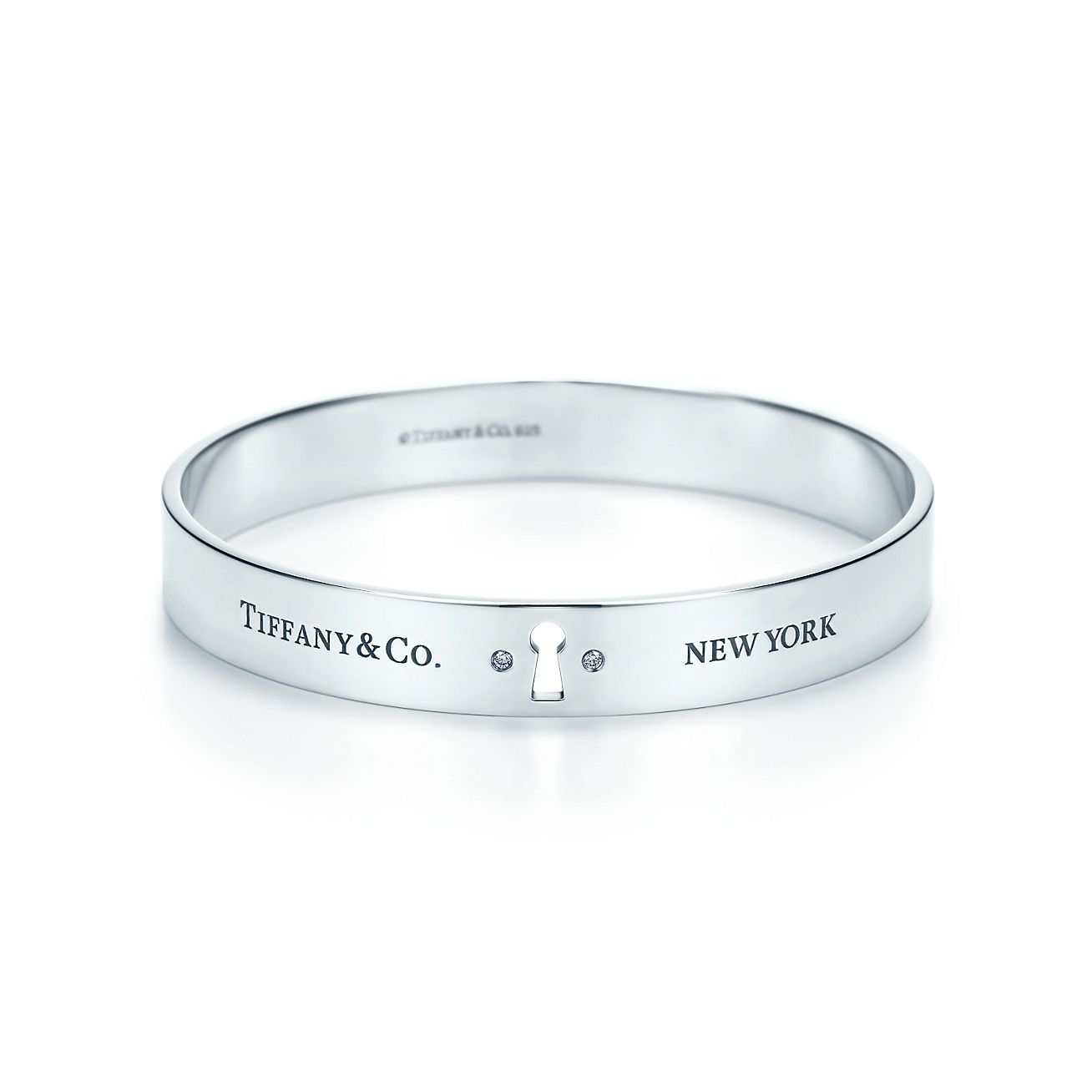 original bangles personalised product luxe by bangle sterling hurleyburley set argent silver