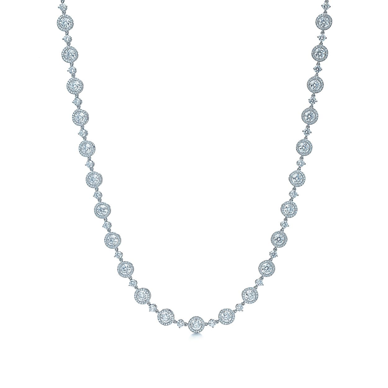in carat gw necklaces platinum ps diamond necklace design en baunat