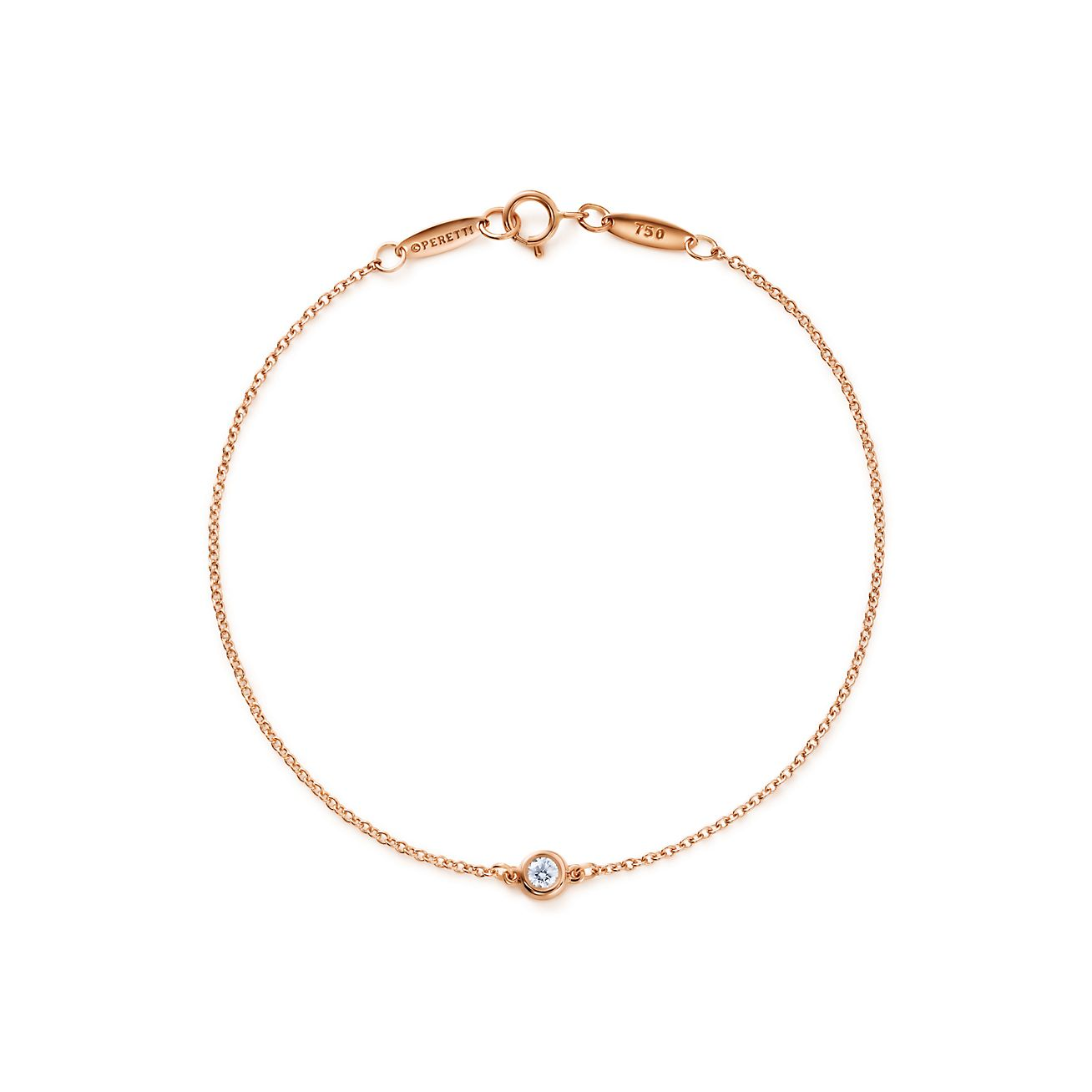 e9be7080d Tiffany Rose Gold Bracelet Diamond - Image Of Bear and Rose Imagetool.Co