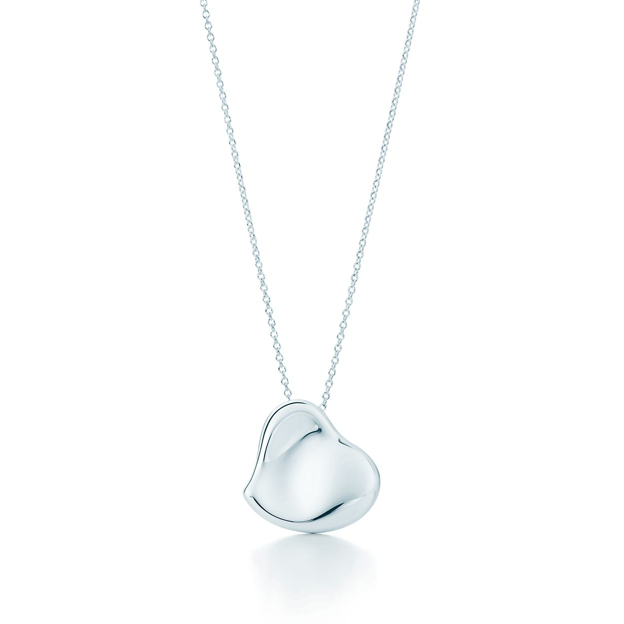 Elsa peretti full heart pendant in sterling silver 20 mm wide elsa perettifull heart pendant aloadofball Gallery