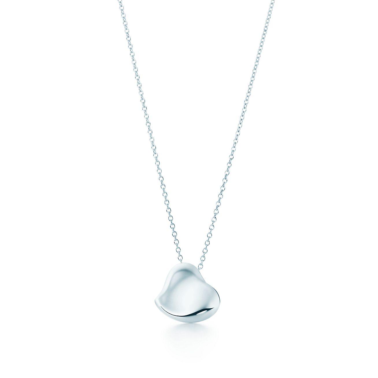 f04db4c06 Tiffany & Co. Elsa Peretti® Full Heart pendant in sterling silver ...