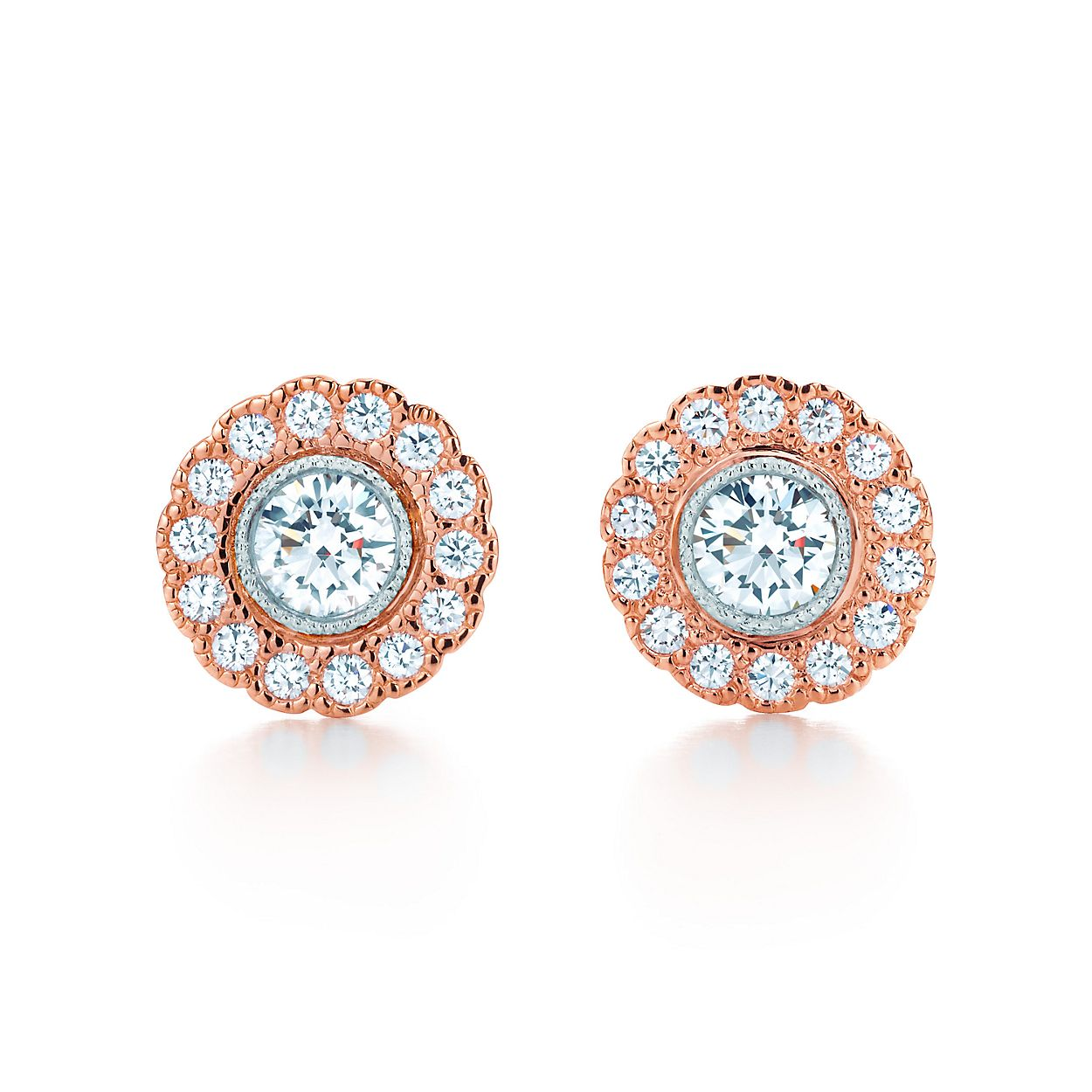 celestial swarovski crystal flower zoom women white greed john jewellery earrings