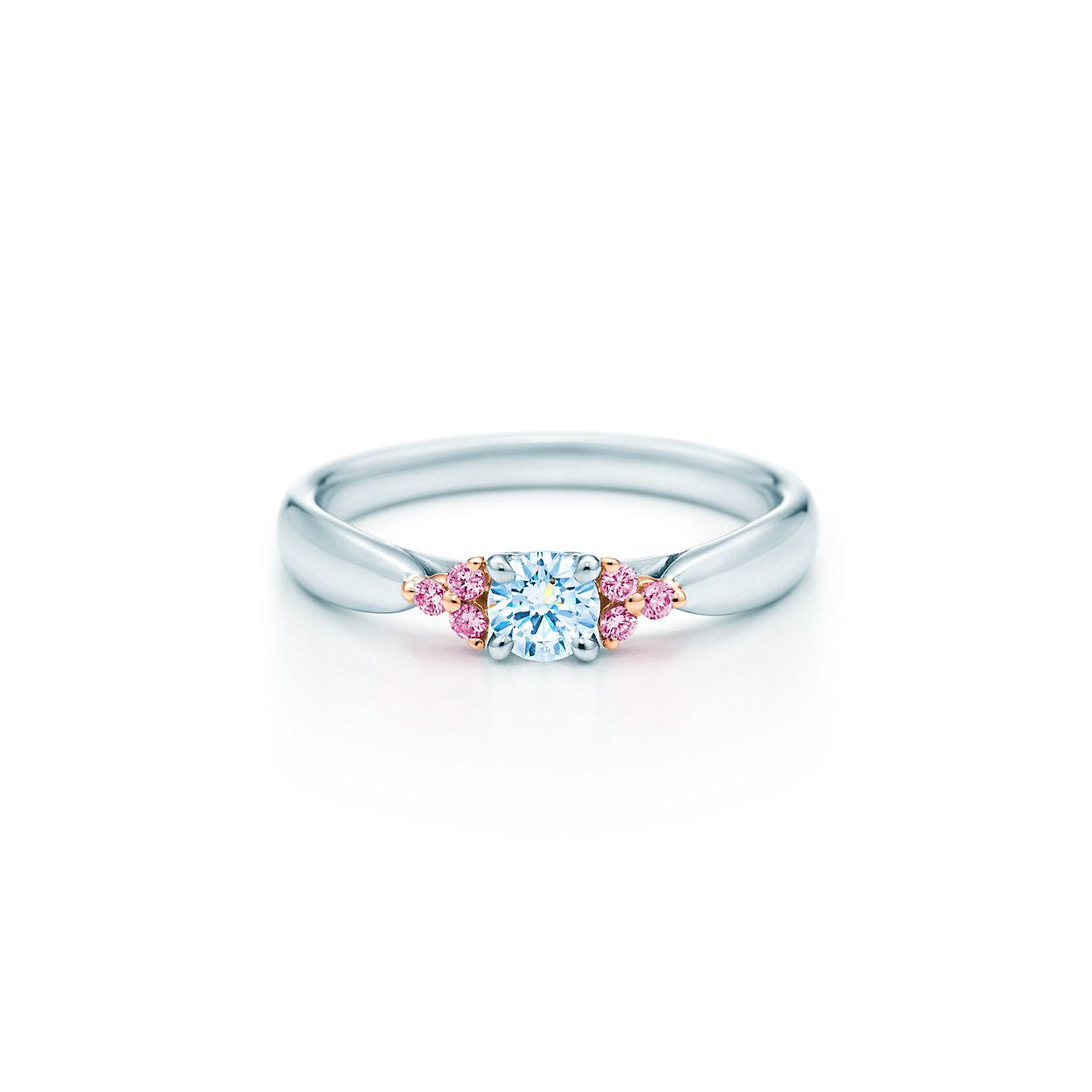 topaxz plaza and ring pink diamond topaz stone jewellery rings product