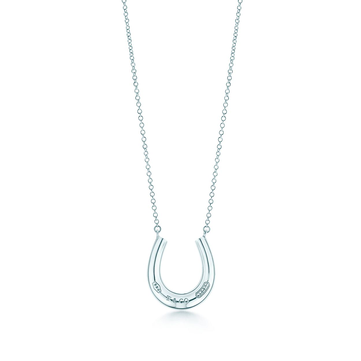 Tiffany 1837 horseshoe pendant in sterling silver tiffany co tiffany 1837horseshoe pendant mozeypictures Gallery