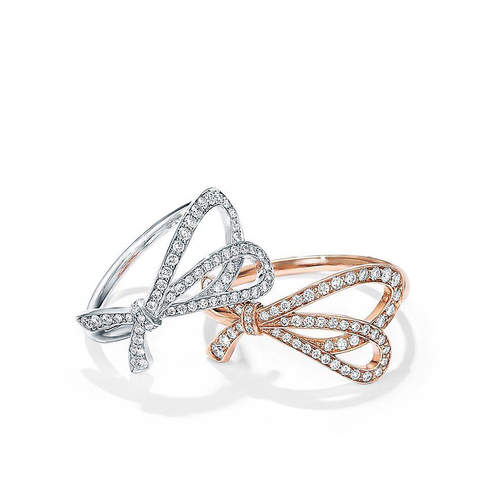 Tiffany And Co Thumb Rings