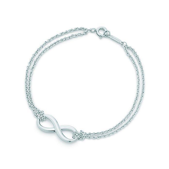 02a9f7579 Infinity Bracelet | Tiffany & Co.