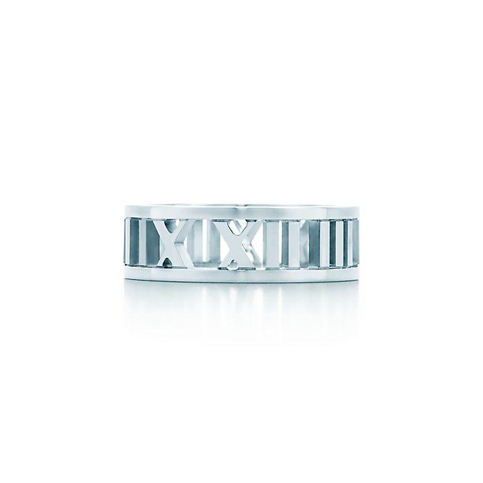 2d7ffd35f4b Atlas® open wide ring in sterling silver.   Tiffany & Co.