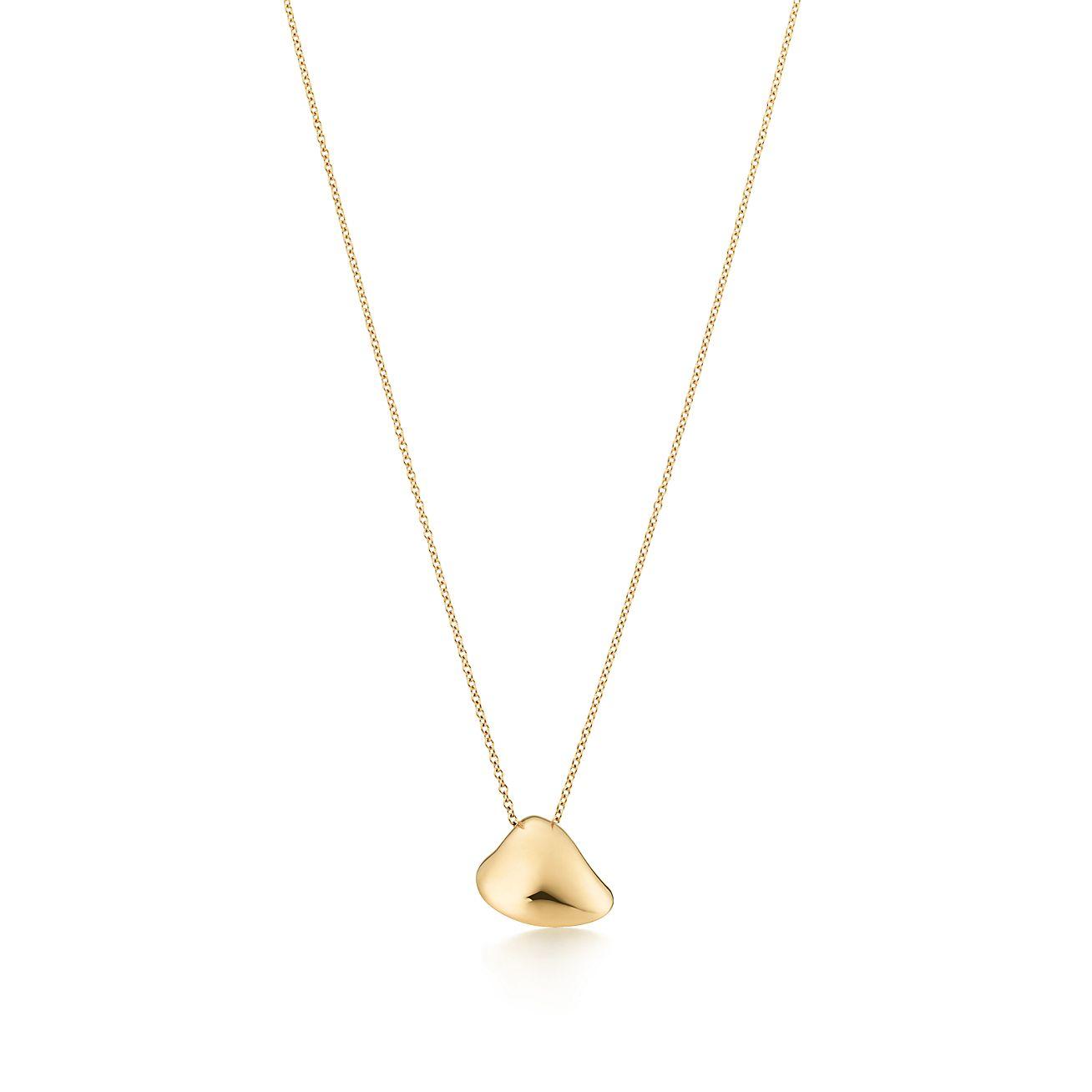 Elsa peretti cat island beach shell pendant in 18k gold tiffany elsa peretticat island beach shell pendant aloadofball Images