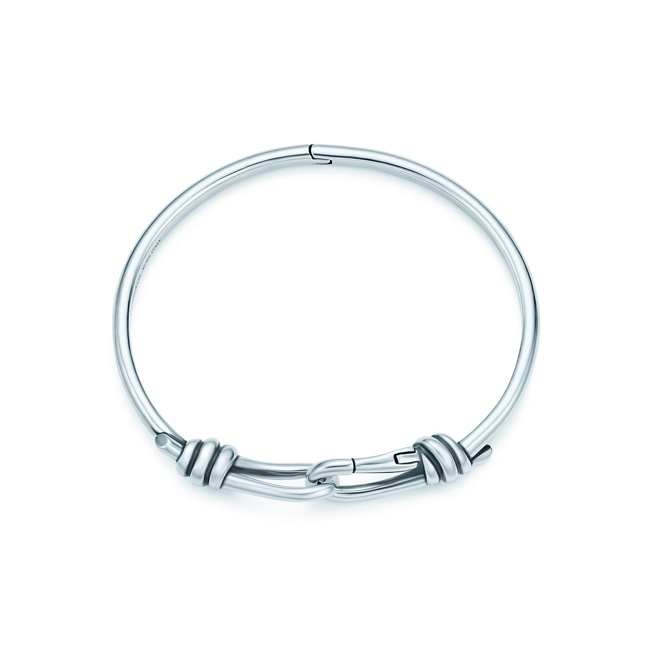 Paloma Picasso Knot cuff in sterling silver, large Tiffany & Co.