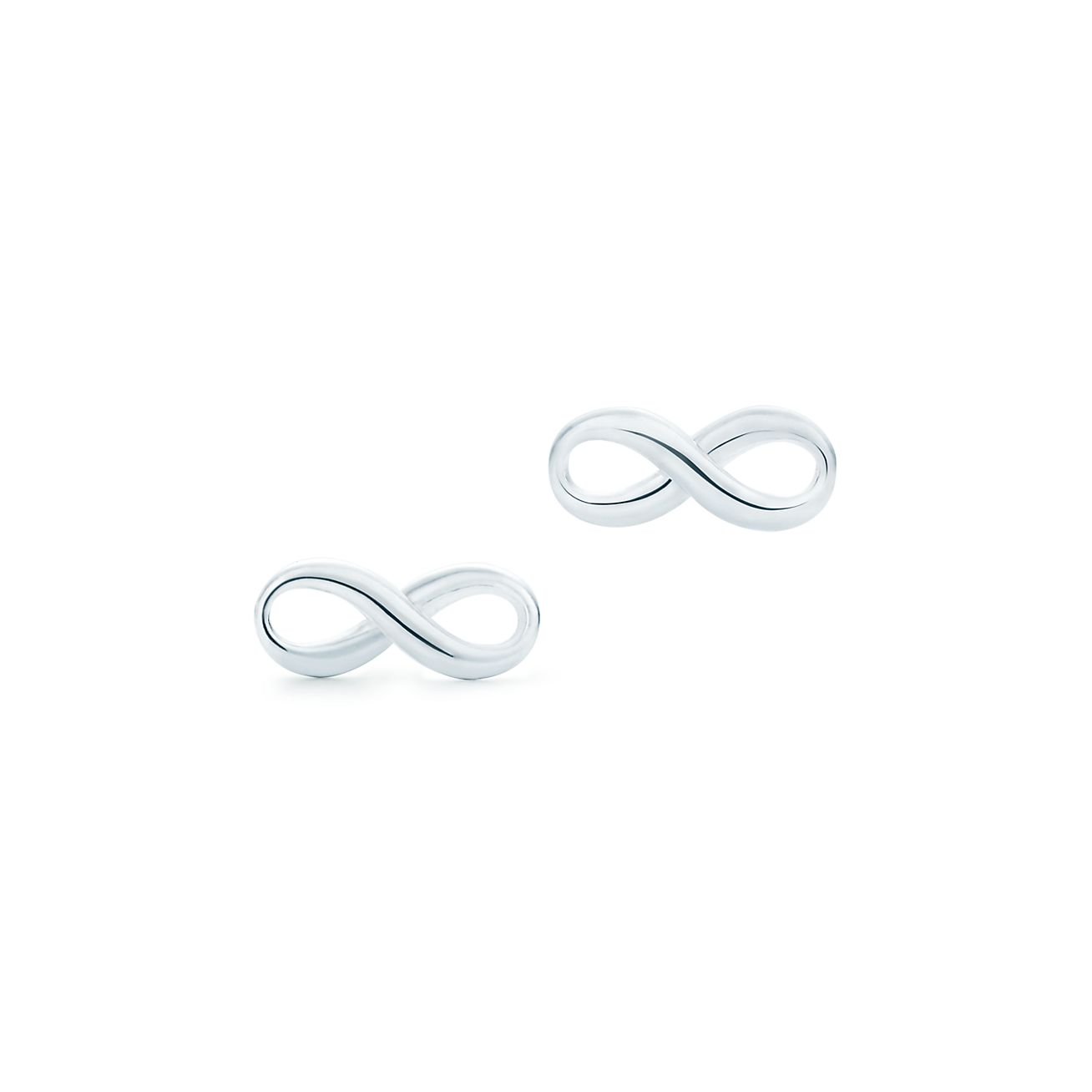 Tiffany Infinity Earrings
