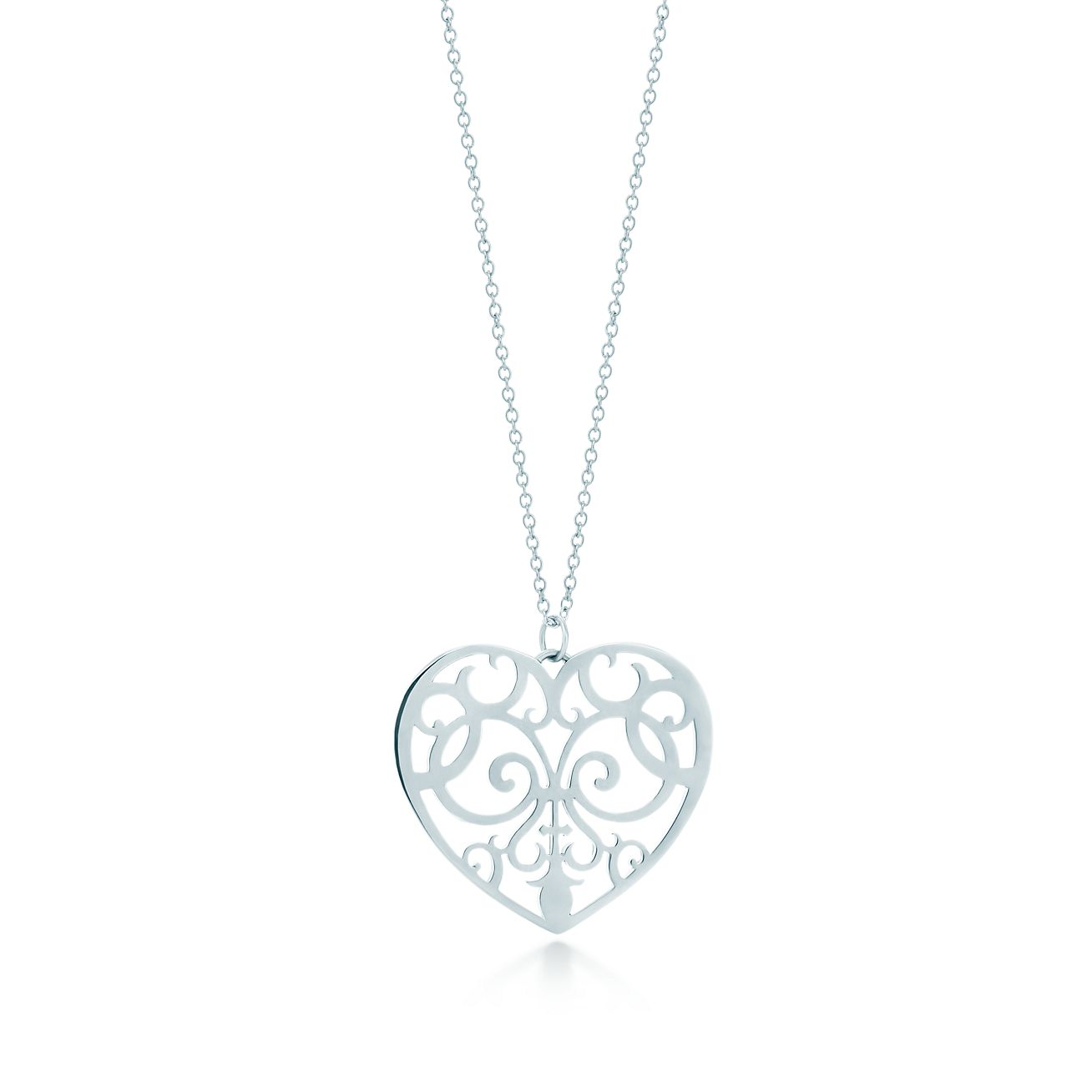 Tiffany Enchant drop earrings in sterling silver Tiffany & Co.