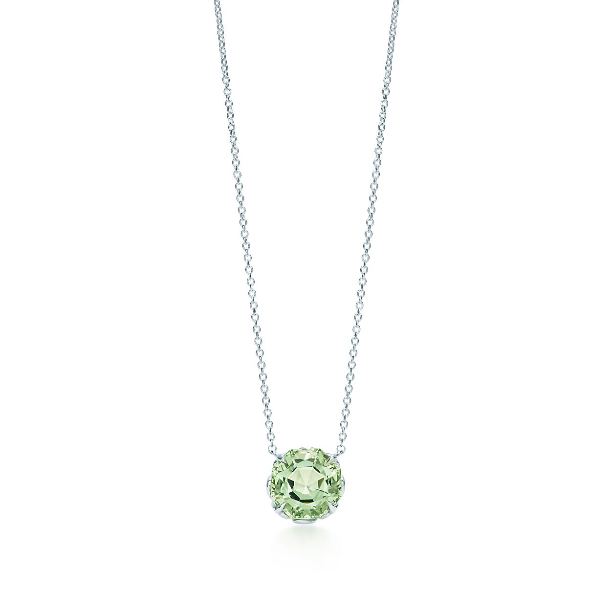 Tiffany sparklers pendant in sterling silver with an octagonal green tiffany sparklersgreen quartz pendant tiffany sparklersgreen quartz pendant mozeypictures Image collections