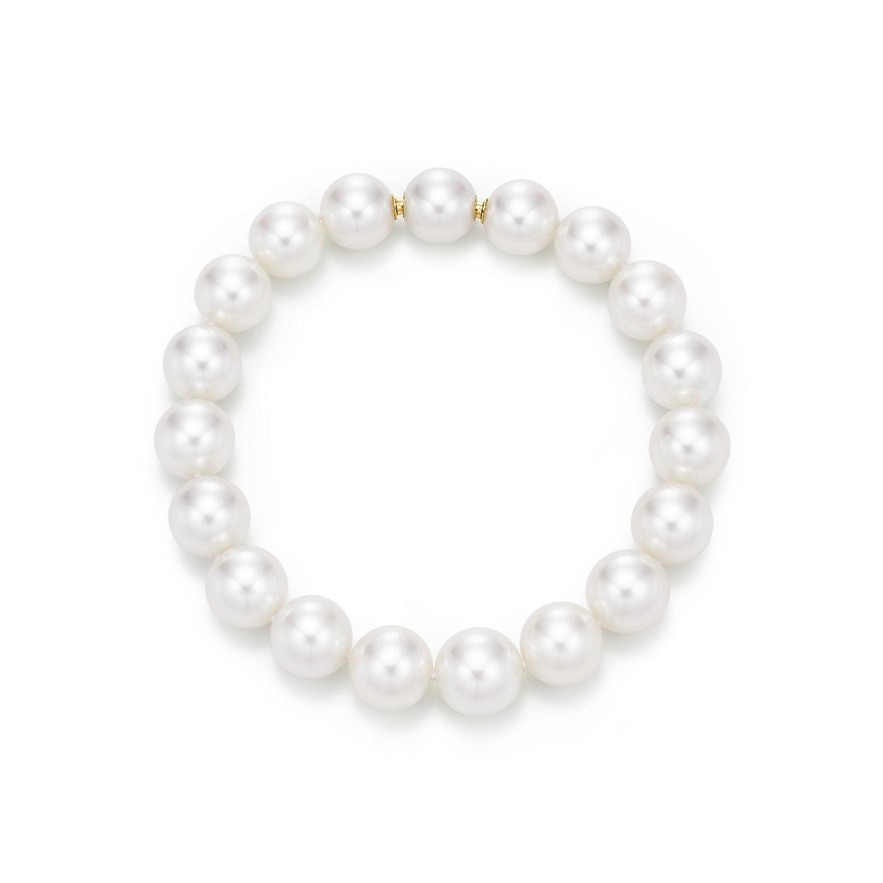 Tiffany South Sea Le Pearl Bracelet