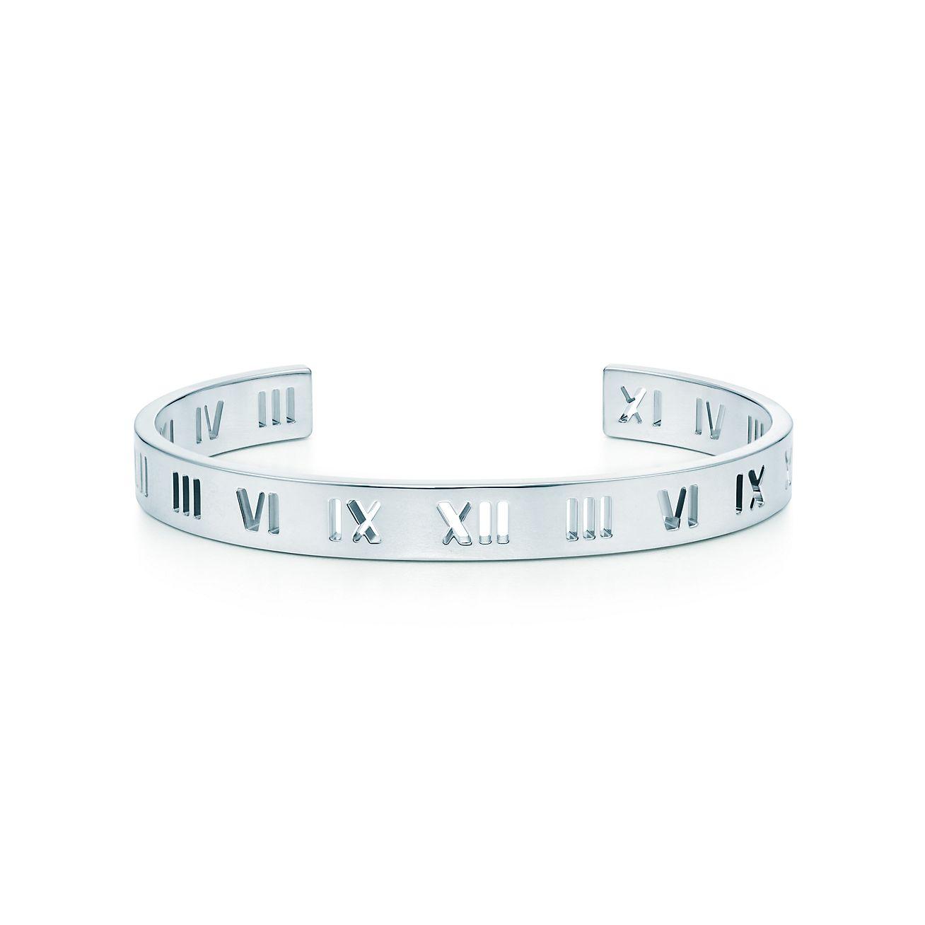 Atlas cuff in sterling silver Tiffany & Co.