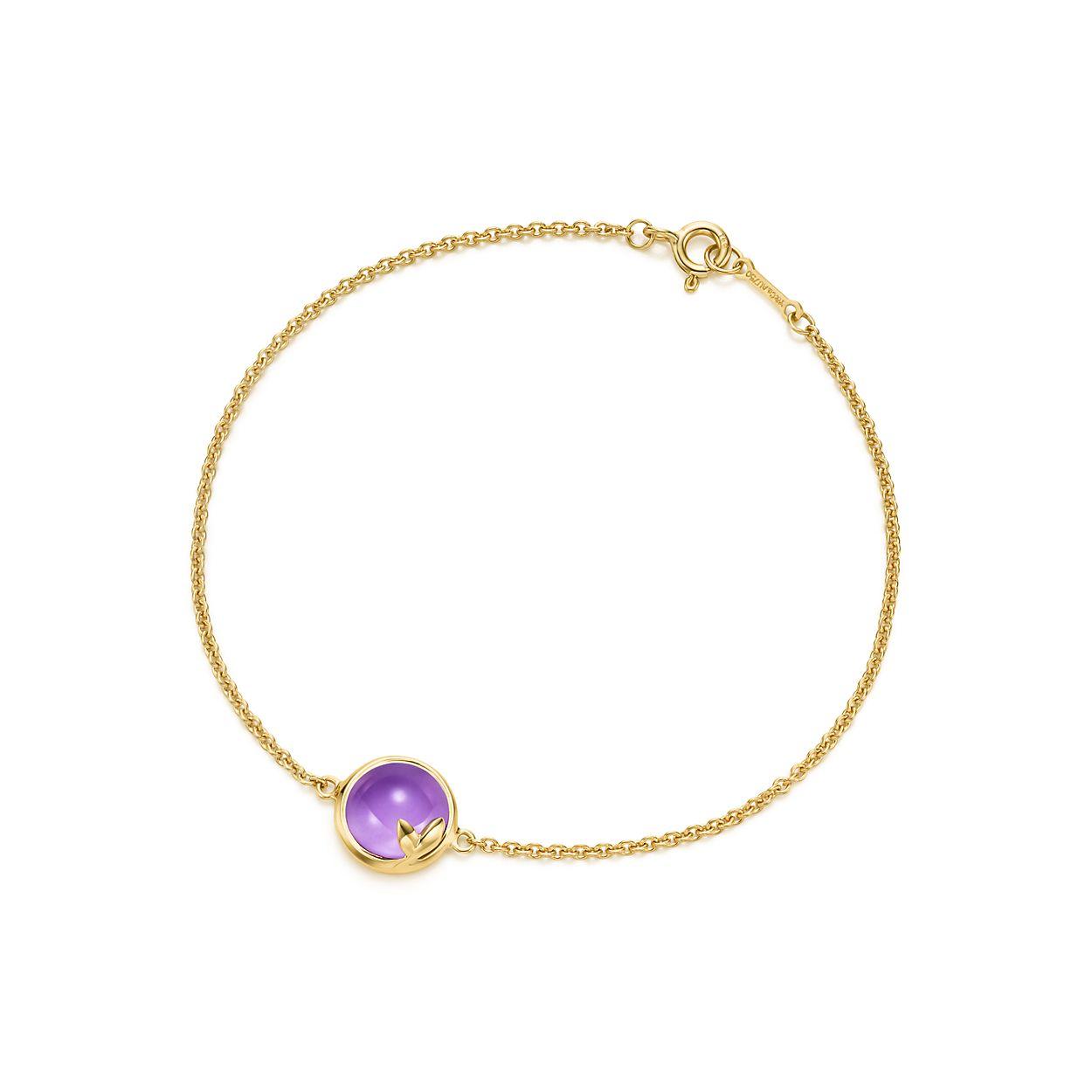 Paloma Pico Olive Leaf Bracelet
