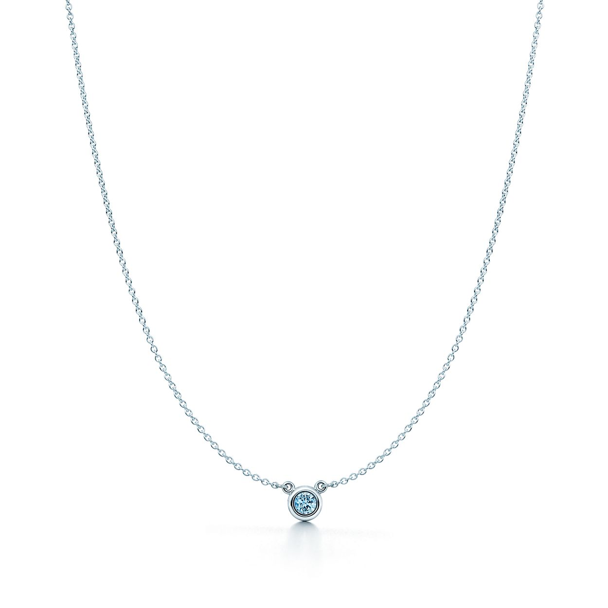 white pendant aqua necklaces total marine diamond aquamarine emerald ct gem in gold weight aa necklace cut