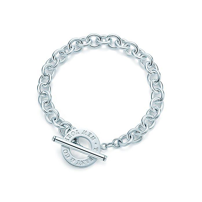 54f34c0fc Toggle bracelet in sterling silver. | Tiffany & Co.