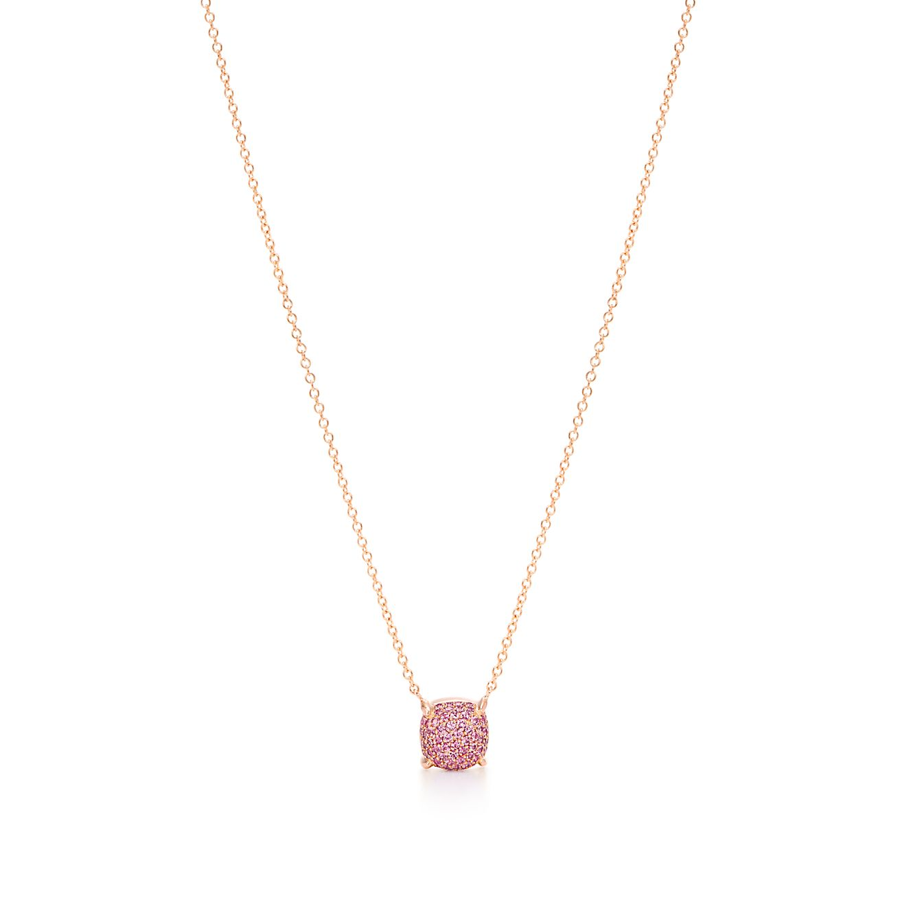 necklace tourmaline long company chicago product of pierce marshall pink onyx de color melody sapphire grisogono