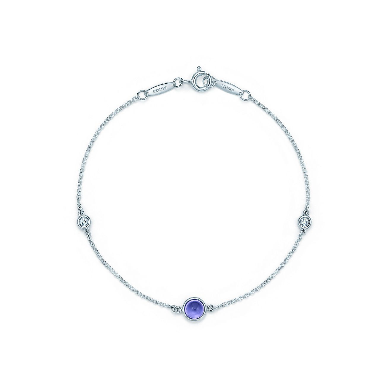 tanzanite photo silver the image elsa peretti gallery sterling our co tiffany yard necklace by fashion pick