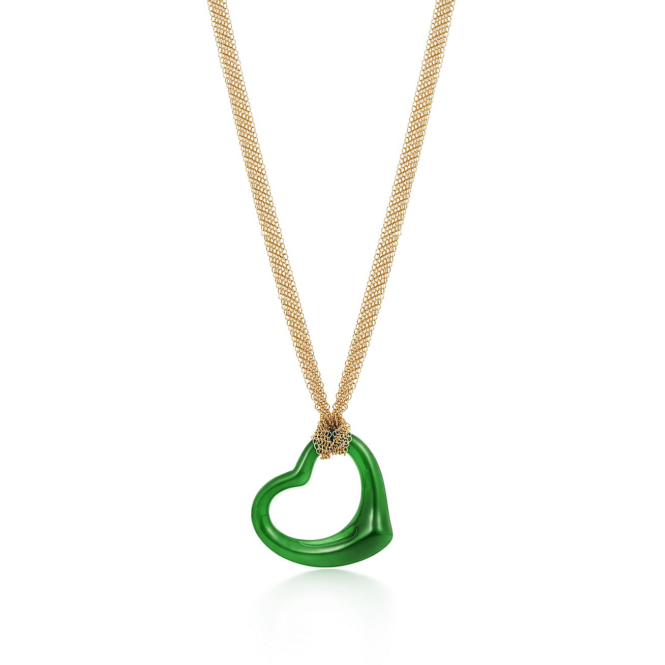 in ct magnetic green rhodium with sterling burmese silver plated size lock jade necklace necklaces