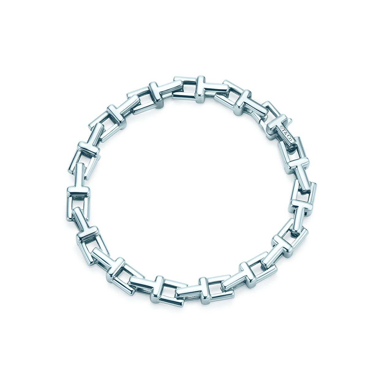 the looped zoom over hover image sterling to above silver in bracelet haak lucki annie