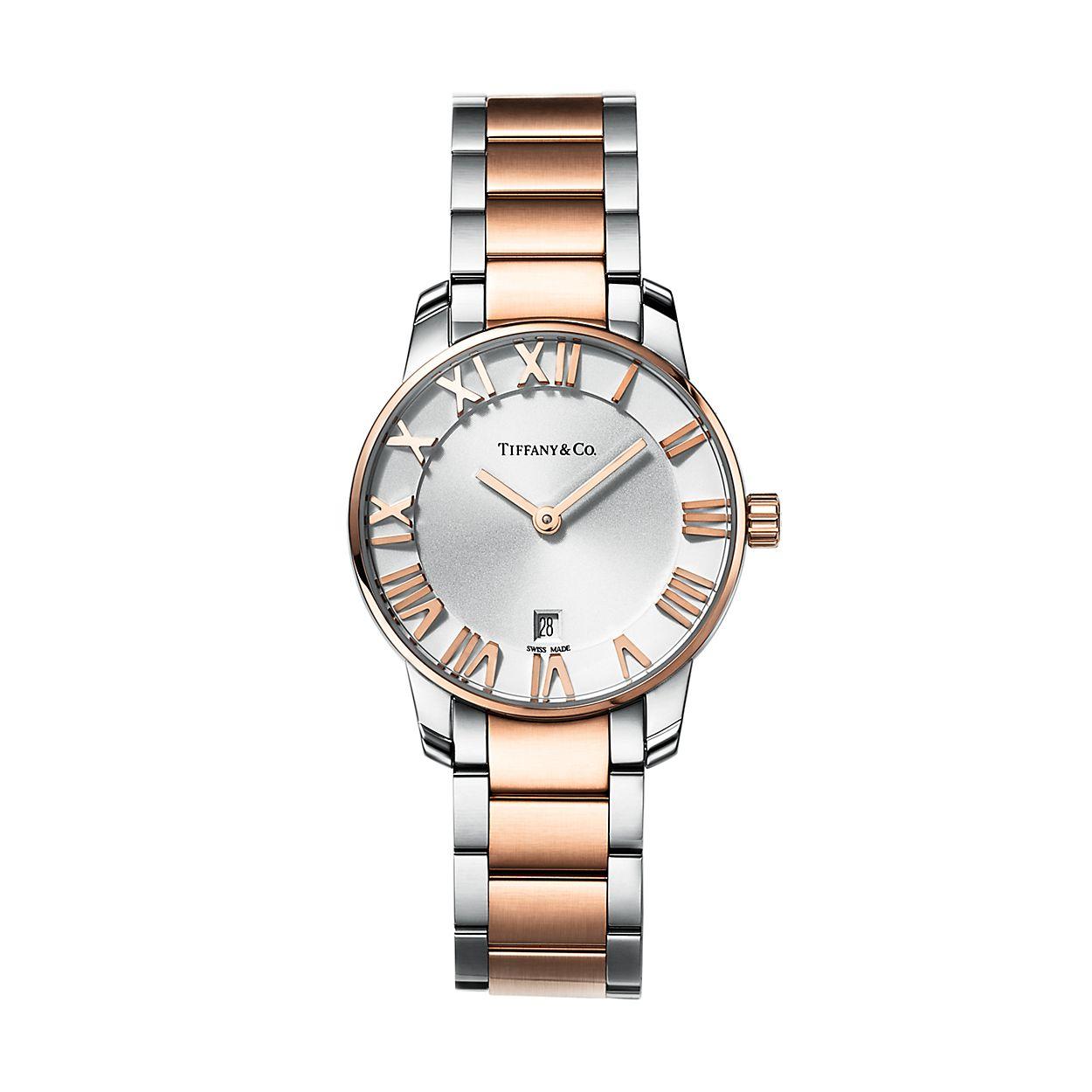 Reloj Para Mujer De 29 Mm De 2 Manecillas En Acero Inoxidable Y Oro