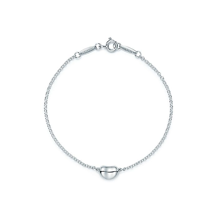 8848f6d13 Elsa Peretti® Bean Design® bracelet in sterling silver.   Tiffany & Co.