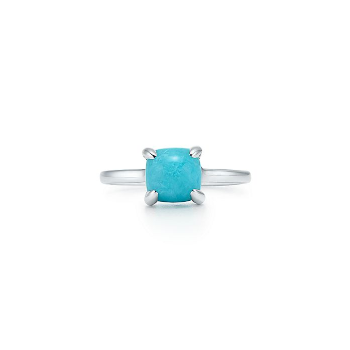fca88acd0 Paloma's Sugar Stacks ring in sterling silver with an amazonite ...