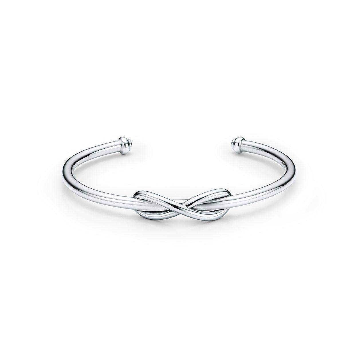 Tiffany Infinity Cuff