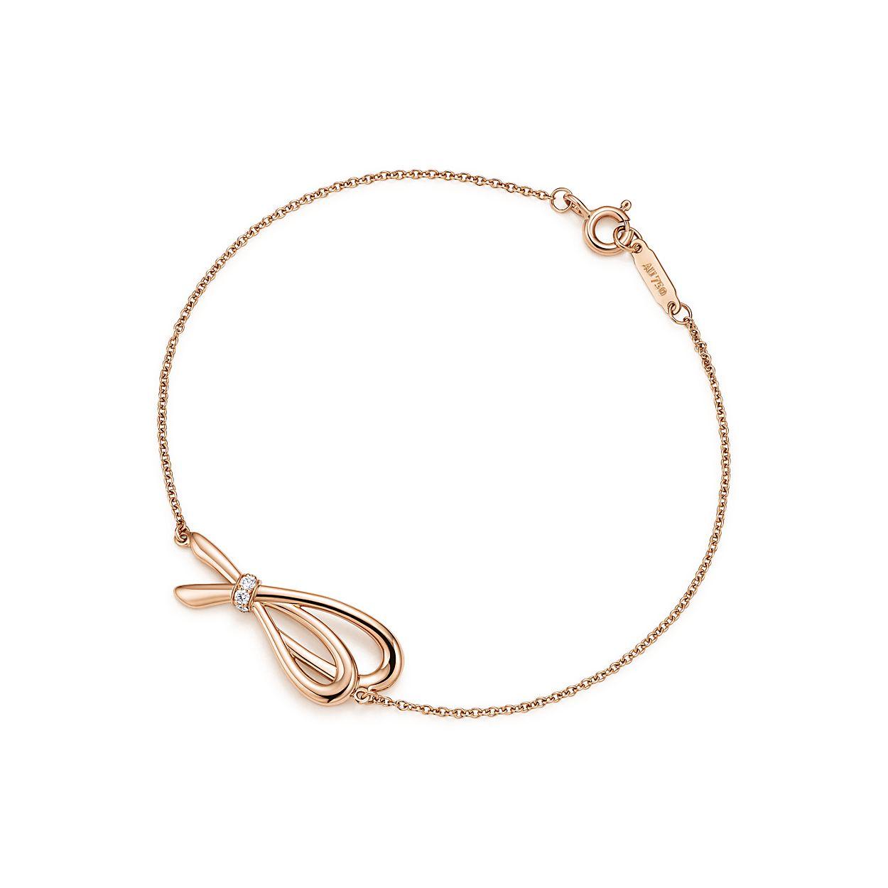 Tiffany Bow Bracelet