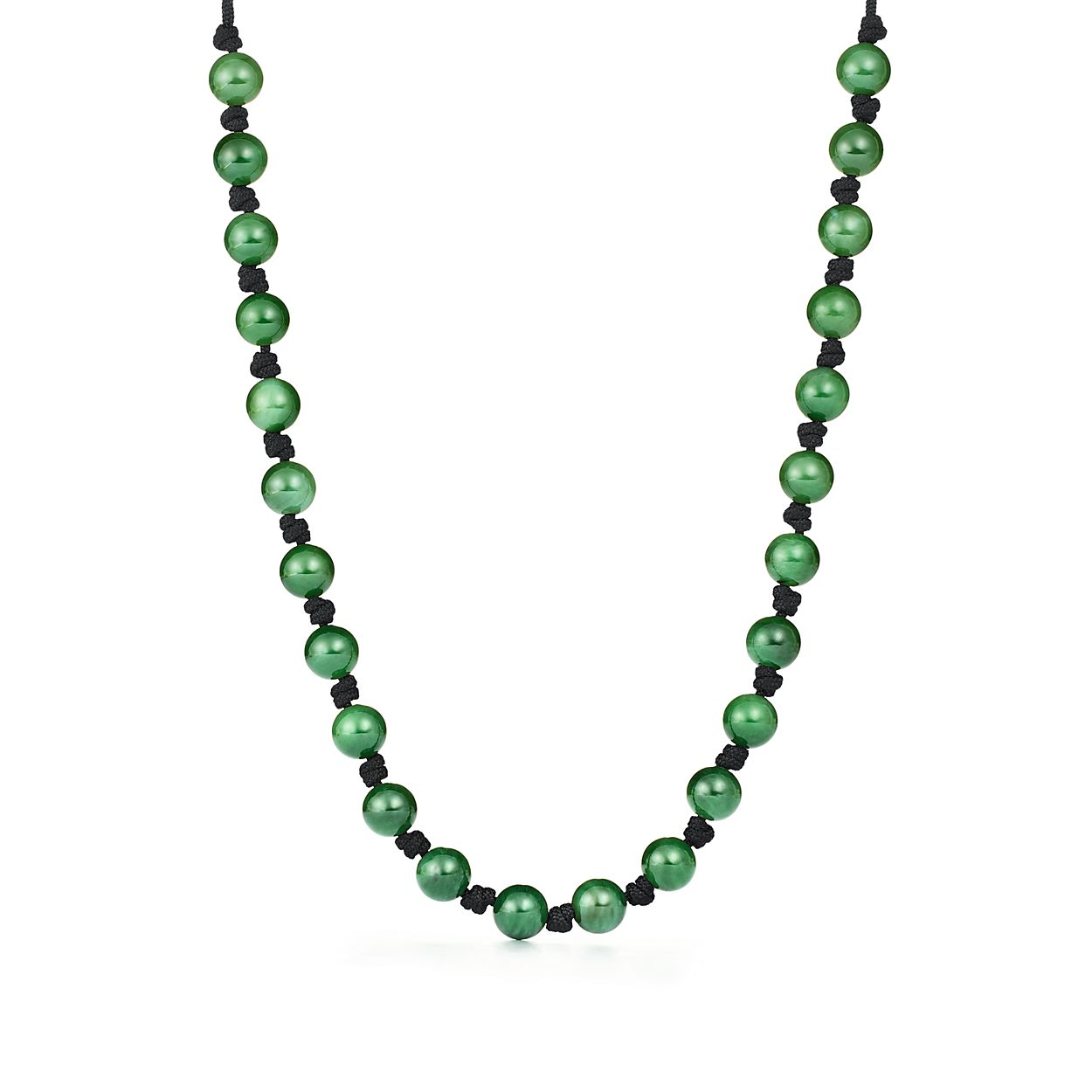 clasp sterling necklace plated in size silver carved with green magnetic ct extremely rhodium jade necklaces rare