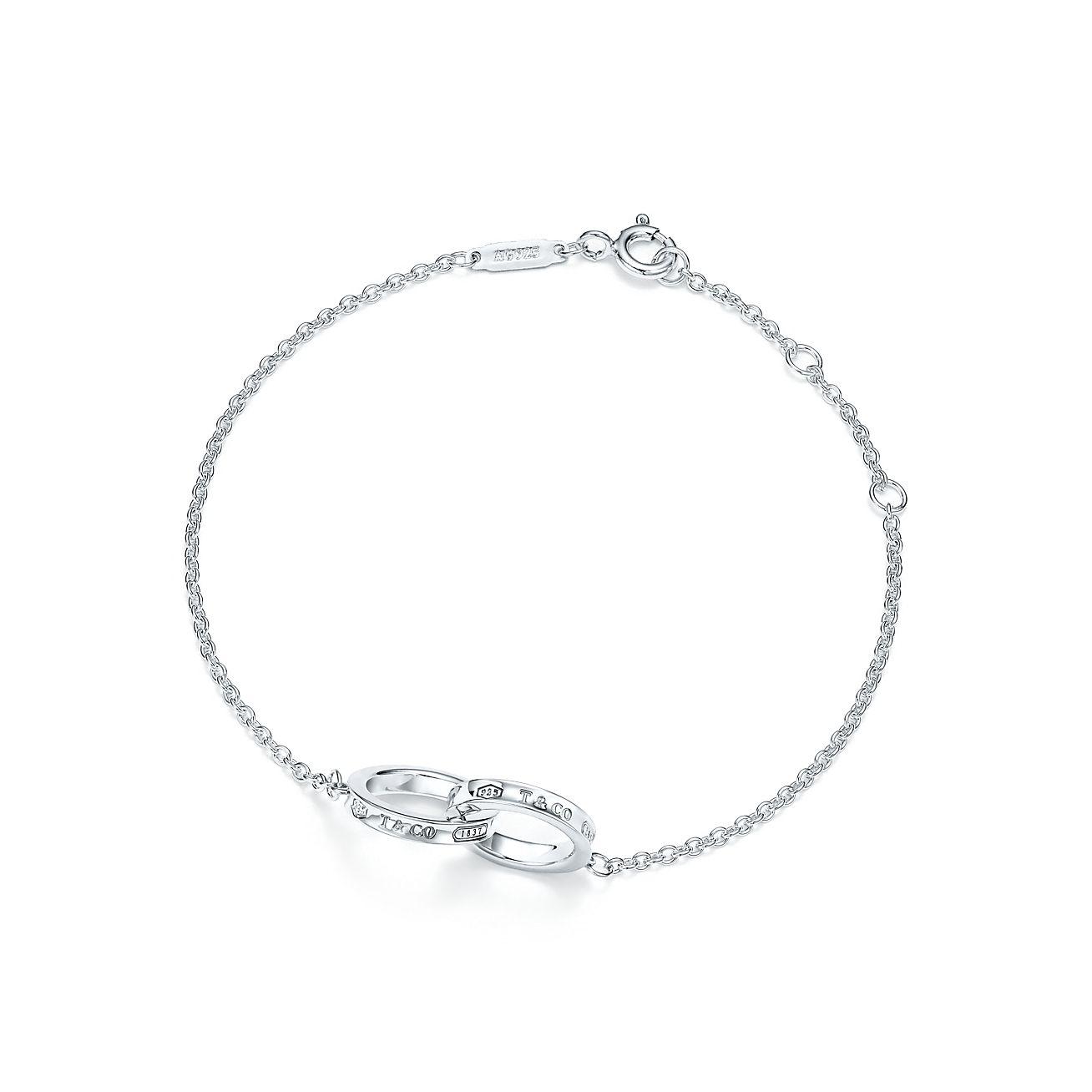 Tiffany 1837 Interlocking Bracelet