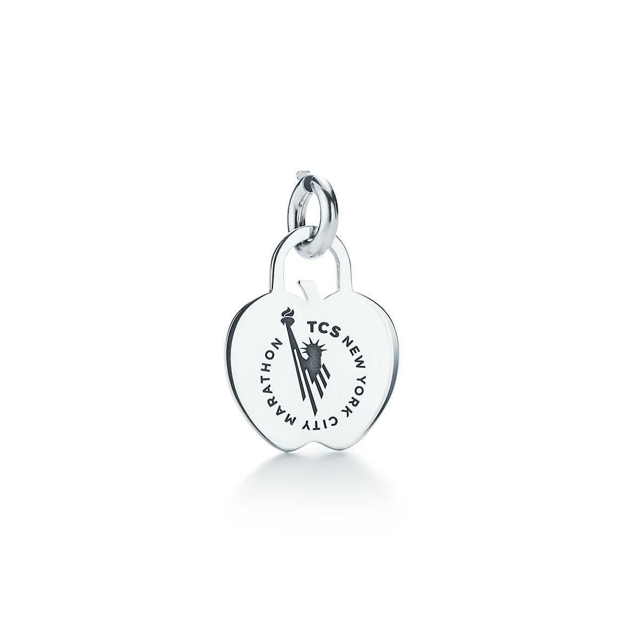... TCS New York City Marathon:Apple Charm