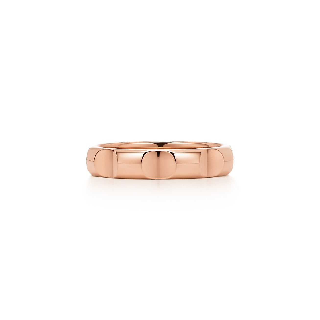 Palomas Graffiti love ring in 18k gold - Size 4 1/2 Tiffany & Co.