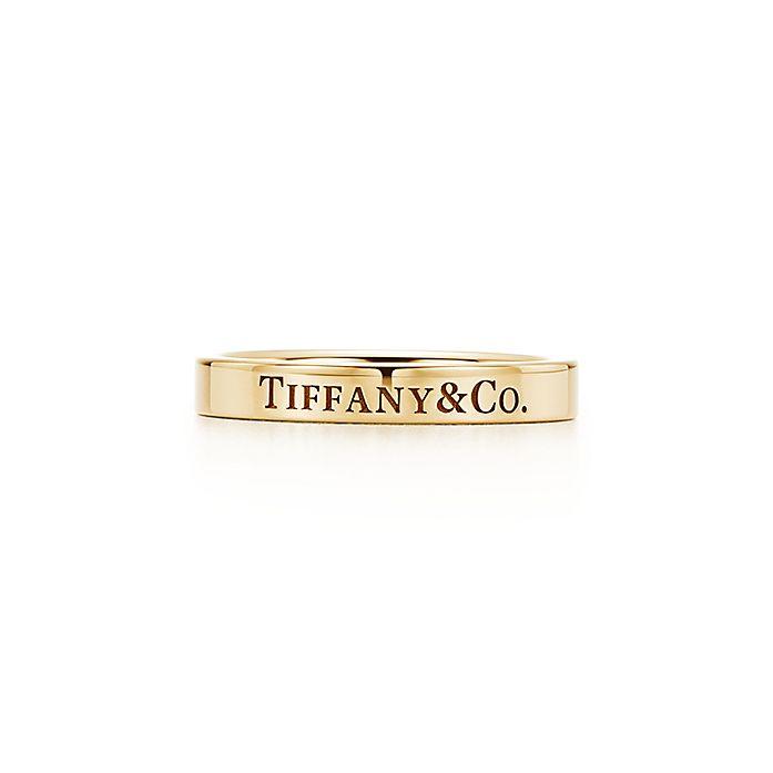 01fd9eaf47db Argolla Tiffany   Co.® en oro de 18 quilates