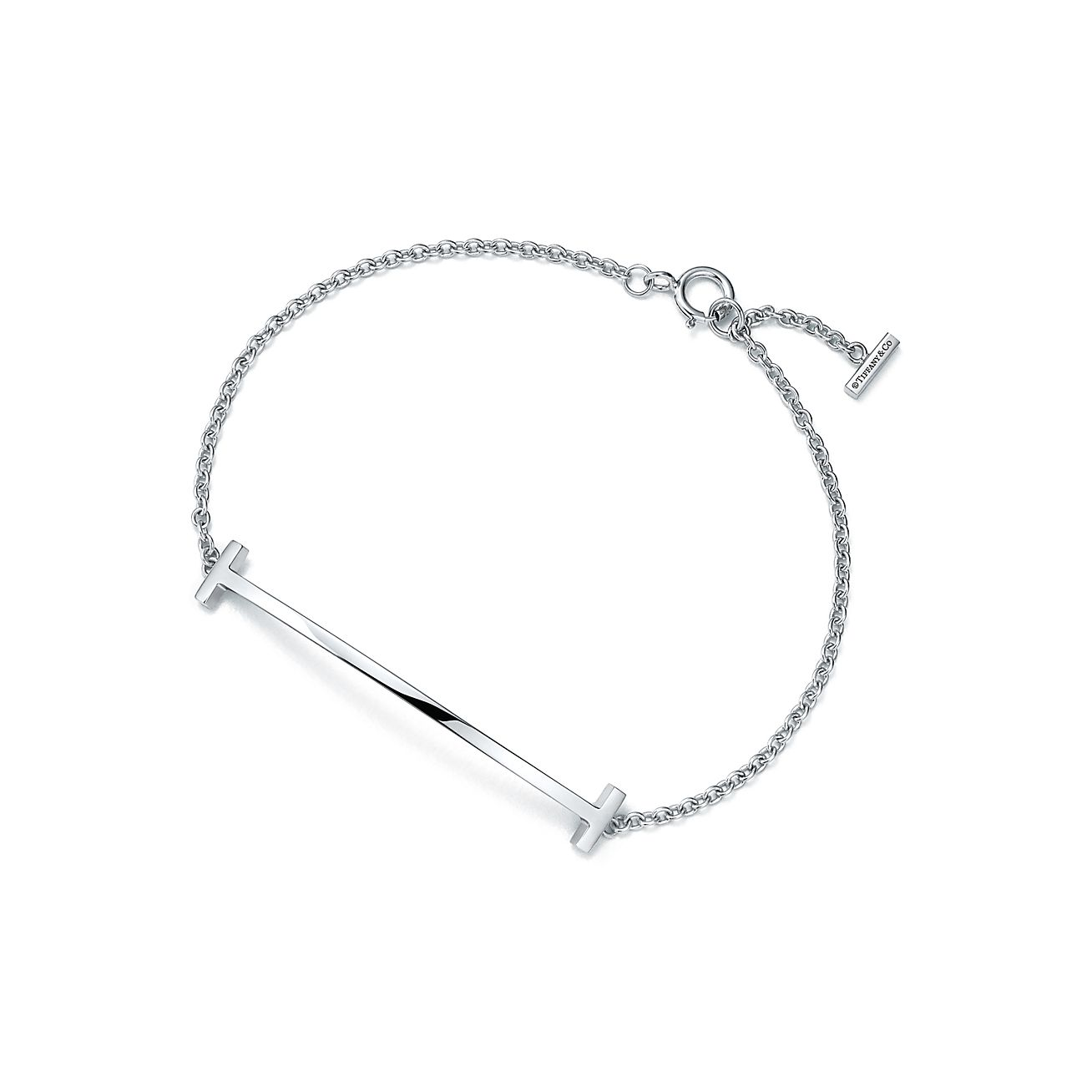 Tiffany T Smile Bracelet