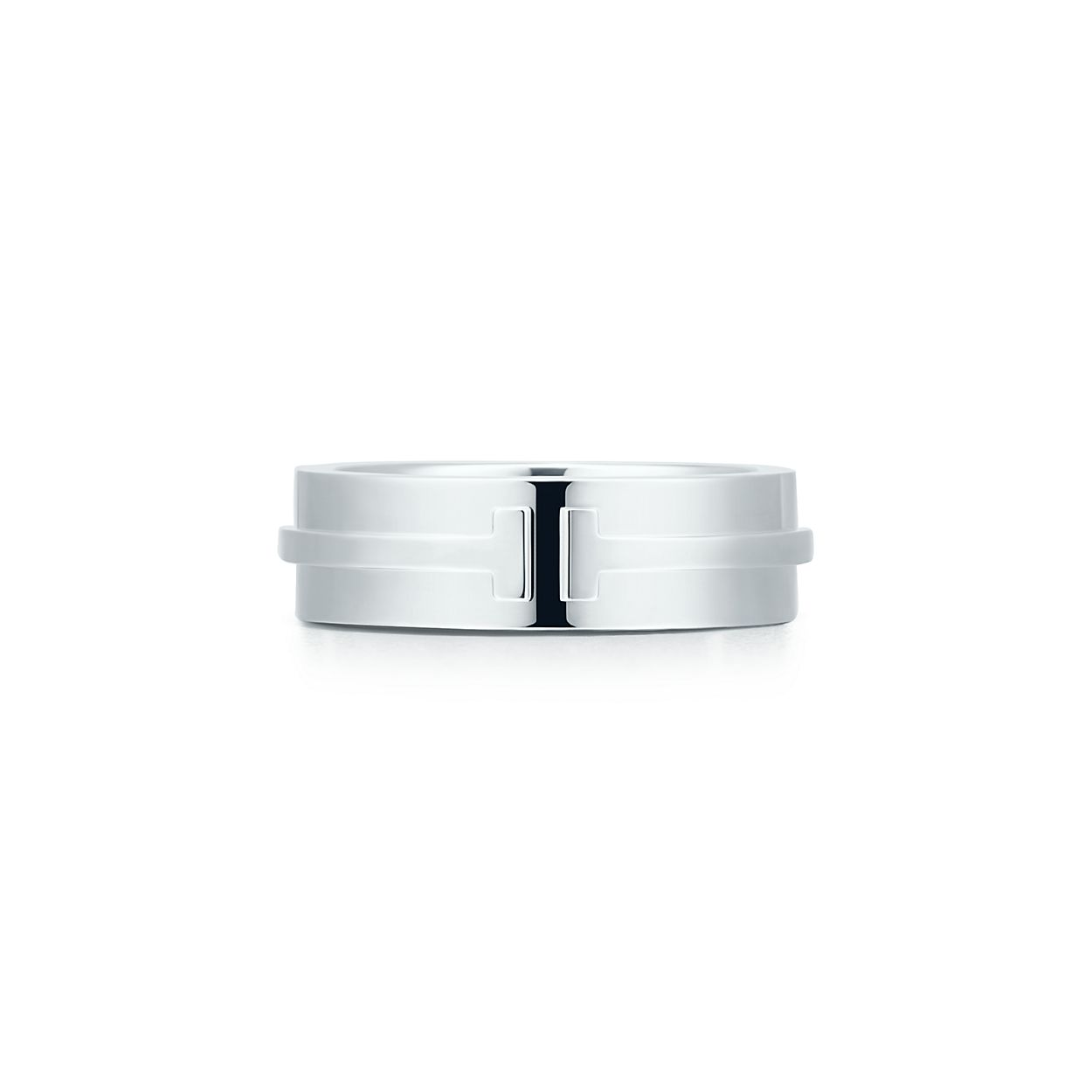 tiffany t two ring in sterling silver tiffany co