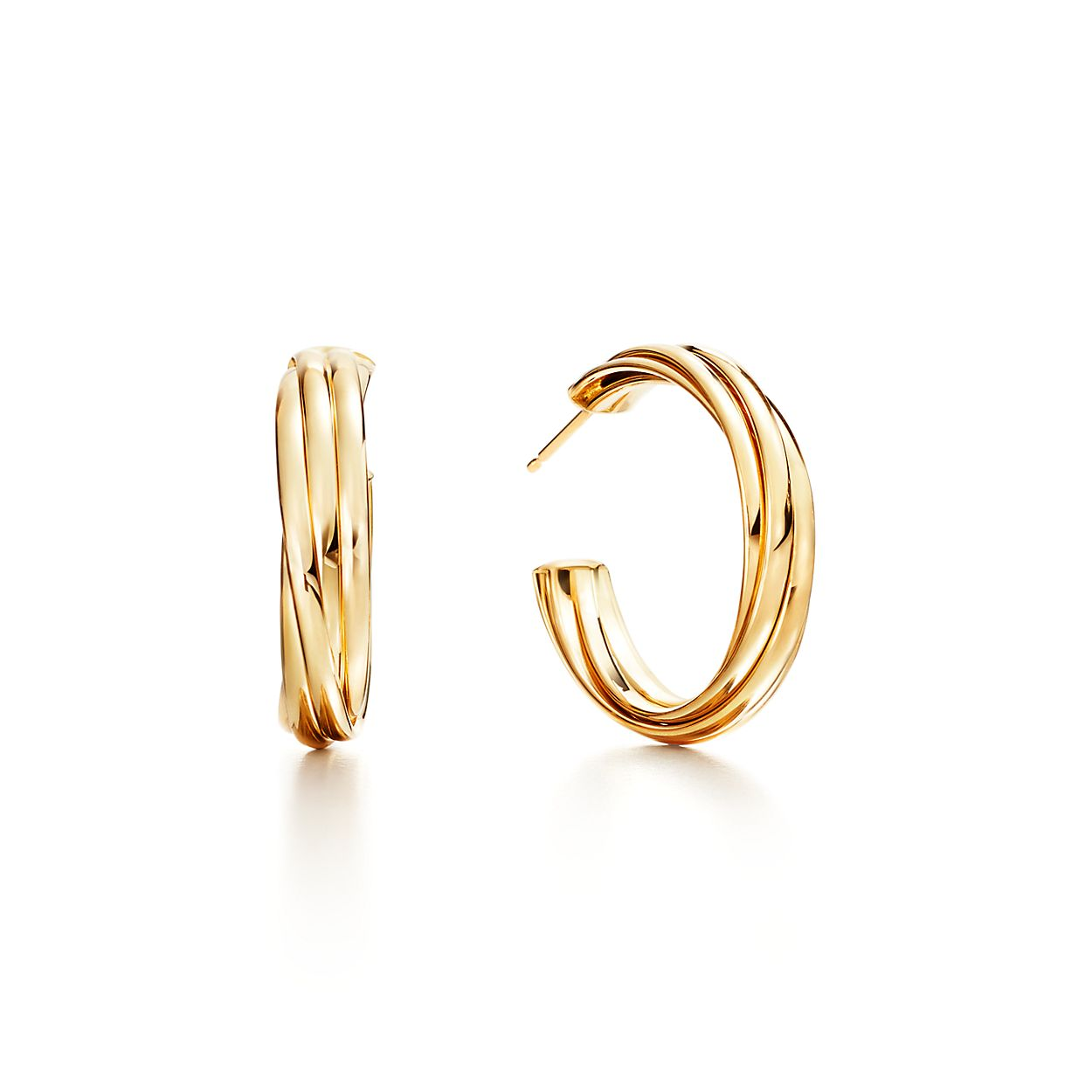 Paloma S Melody Hoop Earrings