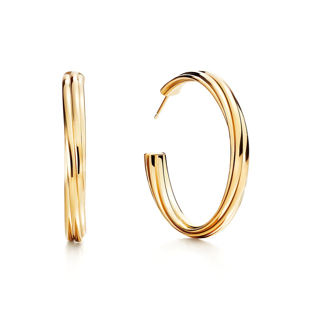 Paloma S Melody Hoop Earrings
