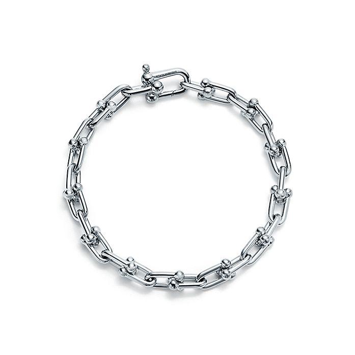 51645d485 Tiffany HardWear Sterling Silver Link Bracelet | Tiffany & Co.